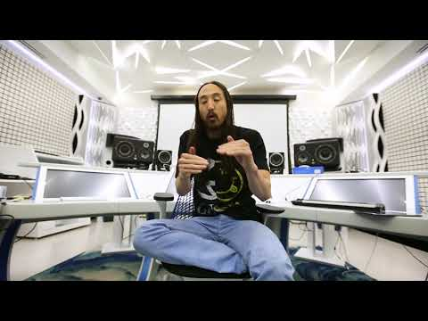 Steve Aoki shares what it was like creating exclusive music for STRONG by Zumba®.