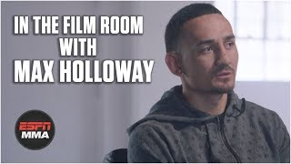 UFC Film Room: Max Holloway breaks down his biggest fights | UFC 236 | ESPN MMA