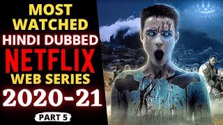 "Top 10 ""Hindi Dubbed"" NETFLIX Web Series IMDB Highest Rating (Part 5)   Abhi Ka Review"