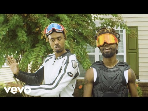 EARTHGANG - Robots (Official Video)