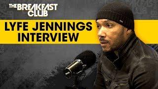 Lyfe Jennings Talks New Music, Lyrics And Where R&B Has Gone