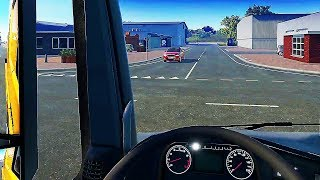 TRUCK DRIVER Bande Annonce de Gameplay (2019) PS4 / Xbox One / PC