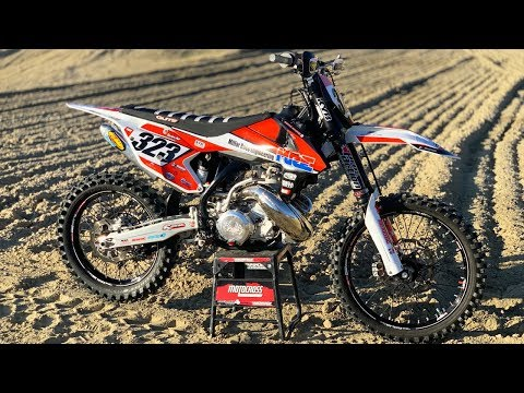 KTR 500cc 2 Stroke by Millar Race Engineering - Motocross Action Magazine