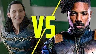 Black Panther: Why Killmonger is the Best Marvel Villain Ever