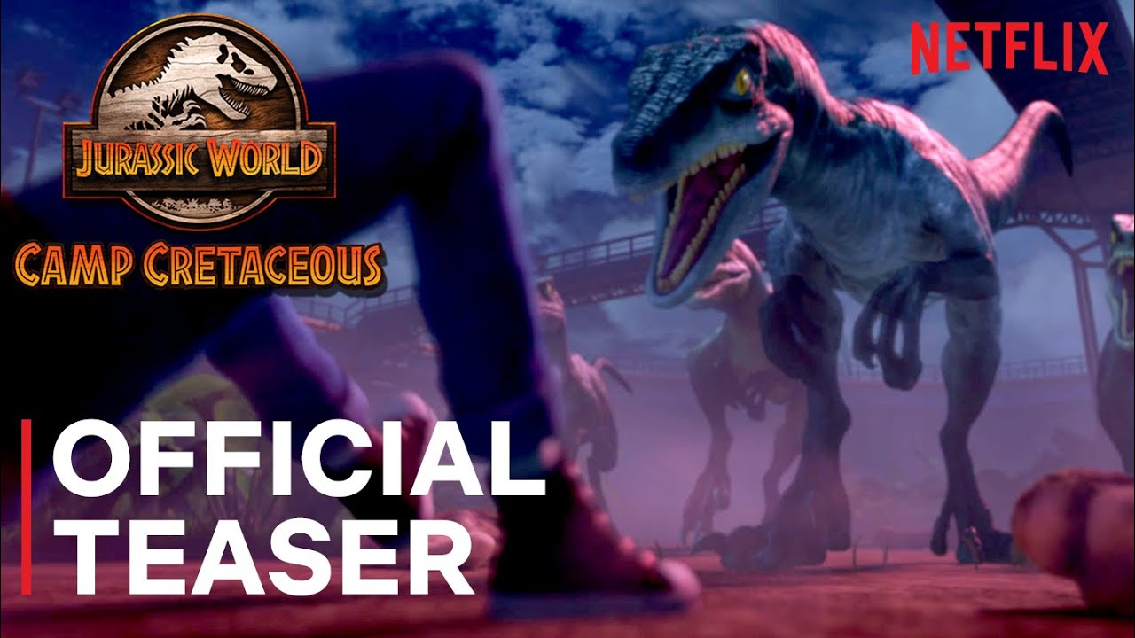 Trailer de Jurassic World: Camp Cretaceous