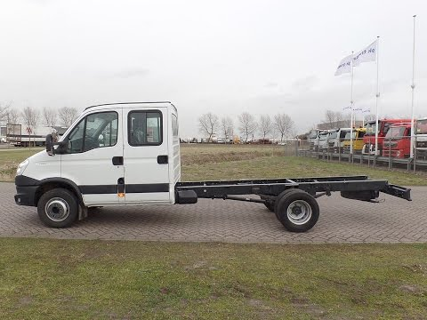 iv3879 Iveco Daily 70C15 4x2 chassis - NEW