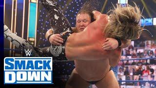 Otis vs. Dolph Ziggler: SmackDown, Nov. 13, 2020