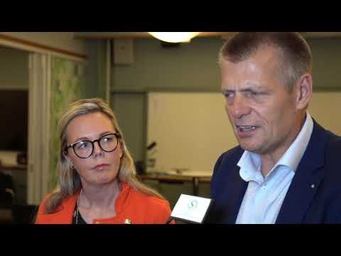 Sveriges Skolledarförbund träffar riksdagens utbildningsutskott.