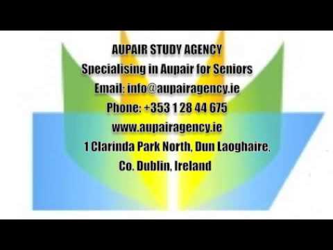 Aupair for senior RTE radio interview