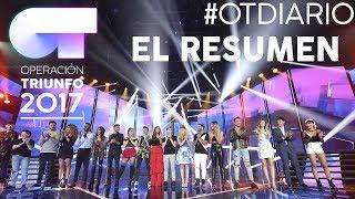 RESUMEN 24 DE ENERO – OT 2017 (#OTDiario)