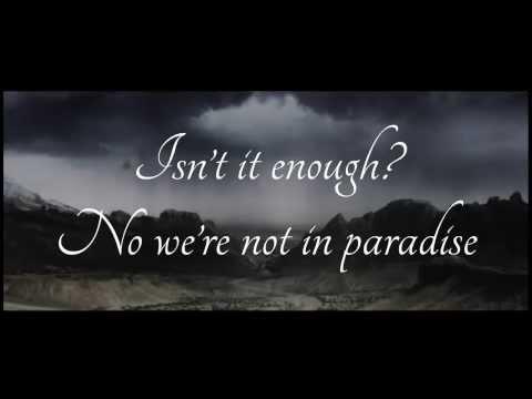 Within Temptation ft. Tarja - Paradise (What About Us?) [Lyrics on screen]