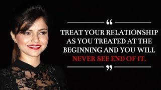 8 Love Advices by top TV Celebs that You should Bookmark..