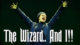 "Who Sang the ""The Wizard And I"" Climax The Best?"