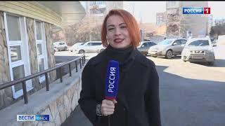 «Вести Омск», дневной эфир от 12 апреля 2021 года