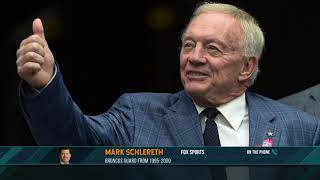 Mark Schlereth: Cowboys Will Never Be Title Contenders with Current Structure | The Dan Patrick Show