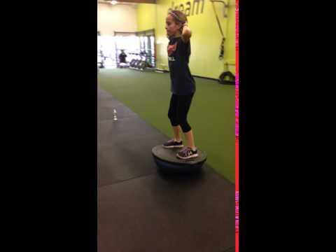 Balance & Coordination - BOSU Ball