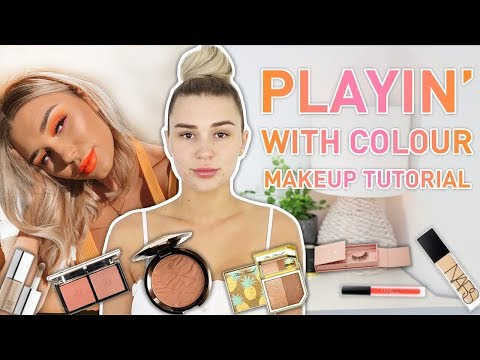 Playing With New Makeup | 2019!