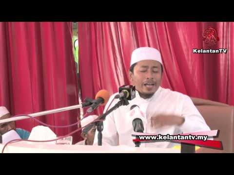 Part 2 Ustaz Ahmad Fadhli Shaari | Kuliah Jumaat 28 Mac 2014