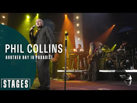Phil Collins - Another day in paradise (Live at Montreux 2004)