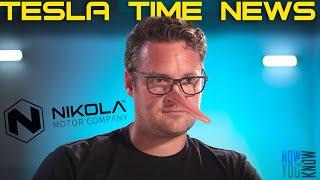 Tesla Time News - Nikola Admits Milton Lied!