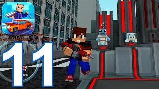 Block City Wars - Gameplay Walkthrough Part 11 - Pixelmon (iOS, Android)