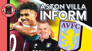 How Aston Villa Have Won ALL 4 Games And Why They've Been So Impressive...   Team Analysis 2020/21