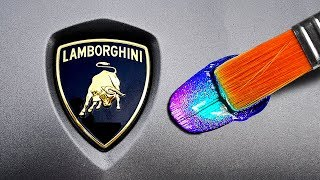 Customizing A Lamborghini, Then Giving It To My Friend!! 🚘🚗 (SATISFYING)
