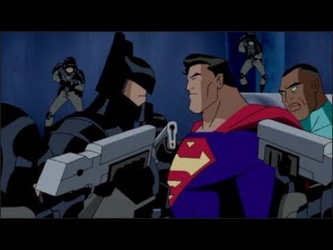 Batman Saves Justice League