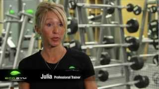 ECO GYM Personal Training Julia