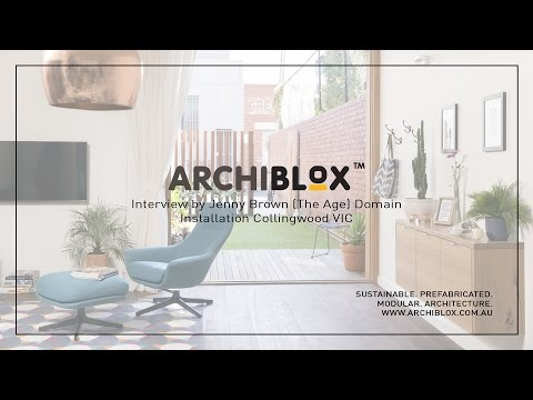 Prefabricated Modular Home | ArchiBlox  - The Age Domain Interview
