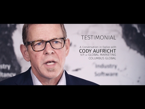 Another very satisfied TechAspect customer: Columbus Global