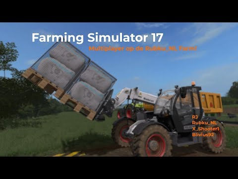 Farming Simulator 17 Livestream 29082017