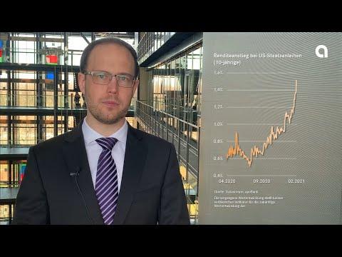Inflationsangst sorgt für Turbulenzen im Aktienmarkt – unsere Strategie für März 2021