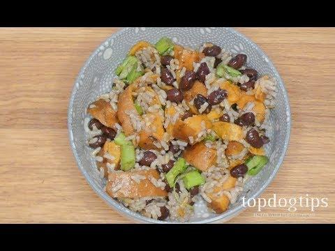 Fresh Dog Food Recipe - A Vegan Option
