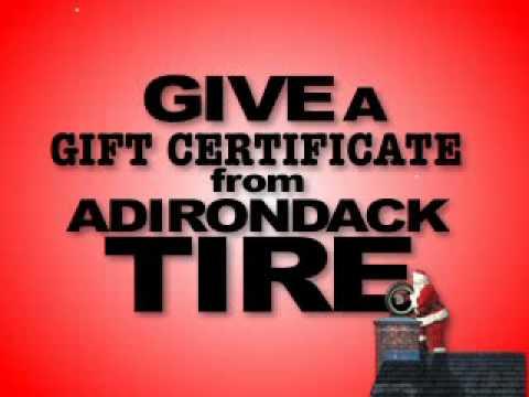 Adirondack Tire Santa.mpg