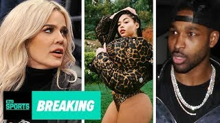 Khloe Kardashian Splits With Tristan For Allegedly Cheating with Kylie's BFF | TMZ Sports