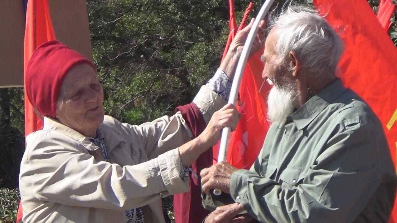 Волгоград: коммунисты против пенсионной реформы
