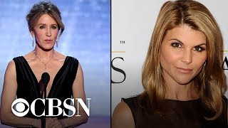 Felicity Huffman, Lori Loughlin among 50 charged in college admissions scheme