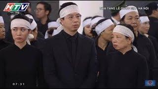 Ánh mắt oán thù của người nhà ông Trần Đại Quang tại tang lễ
