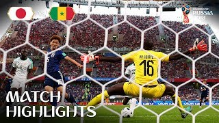 Japan v Senegal - 2018 FIFA World Cup Russia™ - Match 32