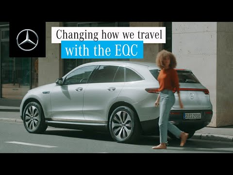 Mercedes-Benz EQC – Enjoy Travelling