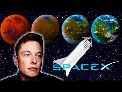 Por qué SpaceX y Elon Musk son nuestra única esperanza