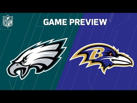 Baltimore Ravens vs Philadelphia Eagles
