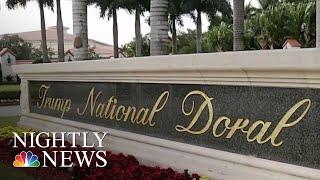 President Donald Trump To Host G7 Summit At Trump Doral Golf Resort In 2020 | NBC Nightly News