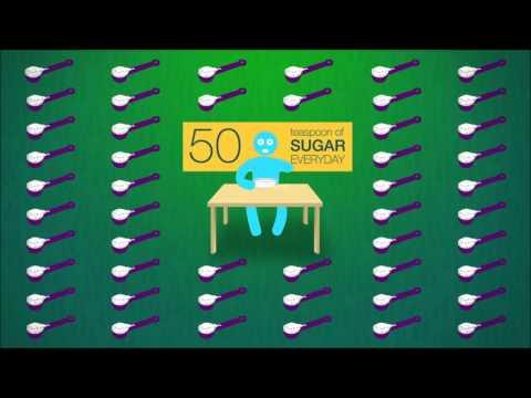 Gula adalah punca sebenar kepada 'Epidemic' Obesiti, BUKAN LEMAK..??