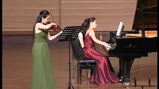 Spring Sonata for piano and violin