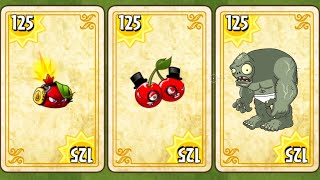 Modern Day 2 - Highway to the Danger Room Plants vs Zombies 2 Gameplay Primal PVZ 2