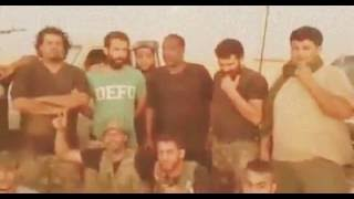 ليبيا : كلمة العقيد بوخماده في المقرون     -