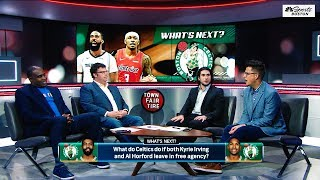 What's next for the Celtics if Kyrie and Horford leave?