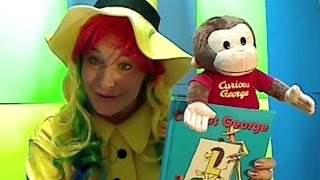 Learn ABC's with CURIOUS GEORGE - sneak peek book preview STORY TIME